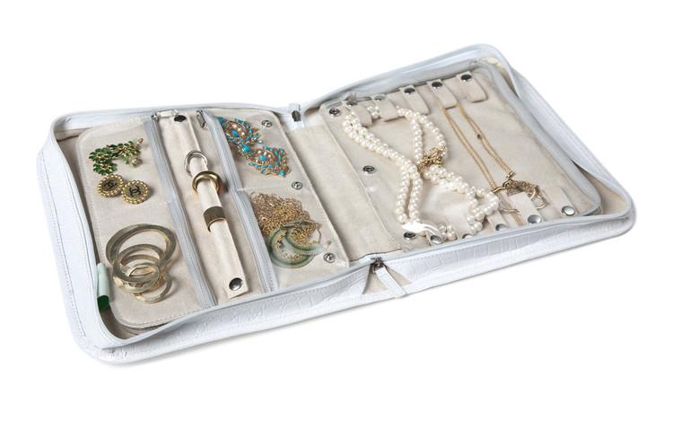 Clos-ette Signature Travel Jewelry case, $50