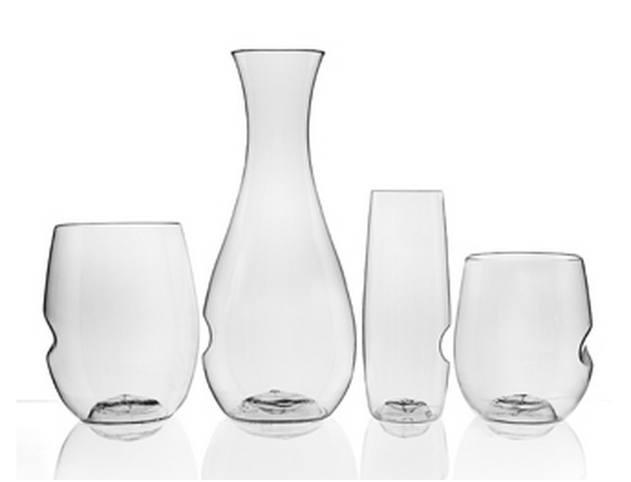 Govino Glasses Variety Gift Pack , $49.95. Sold as a kit or separately in packages of four.