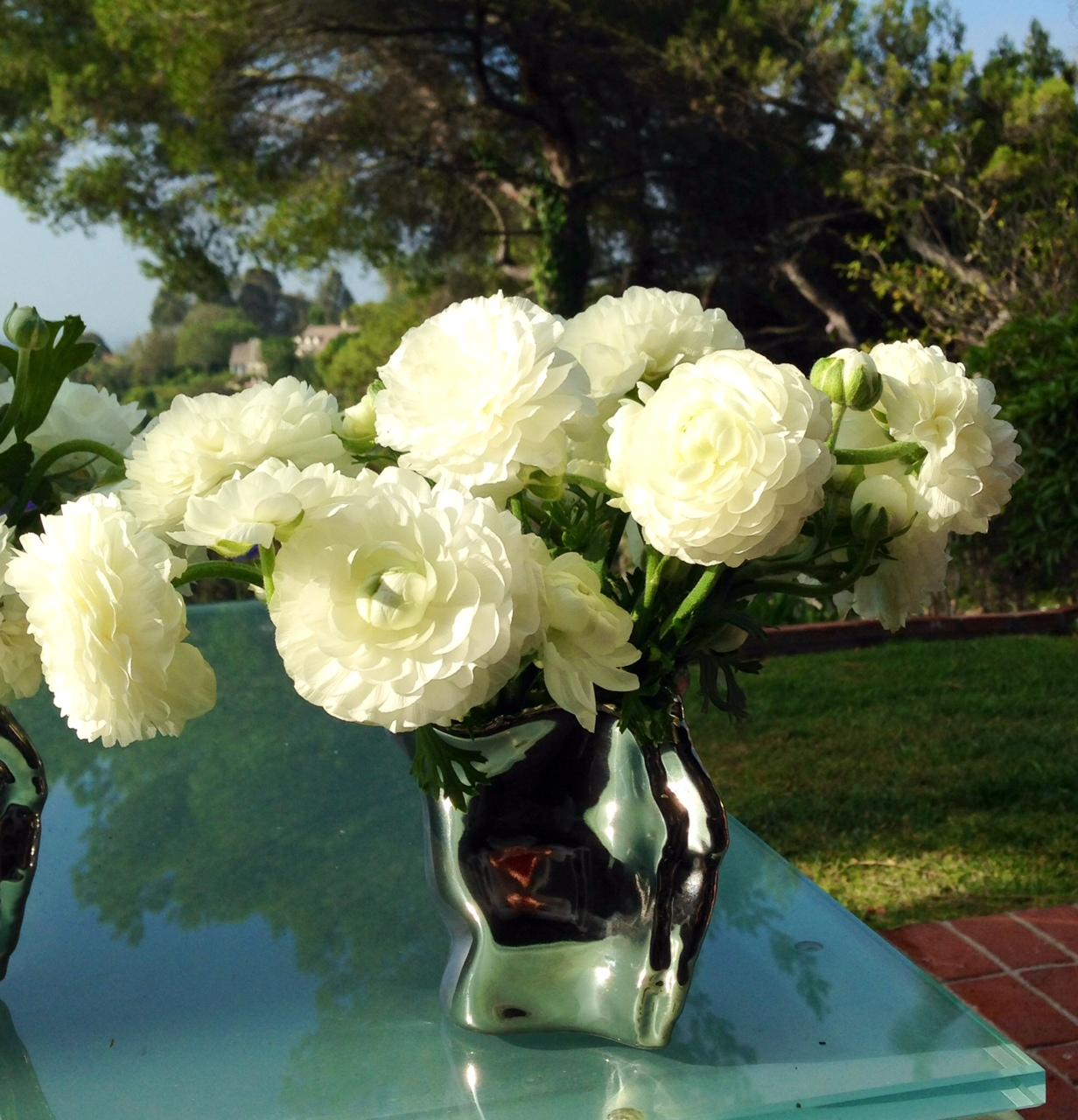 Essie Collection, Molded Mirror Vase $25