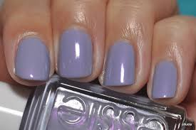 essie nail color in bangle jangle.