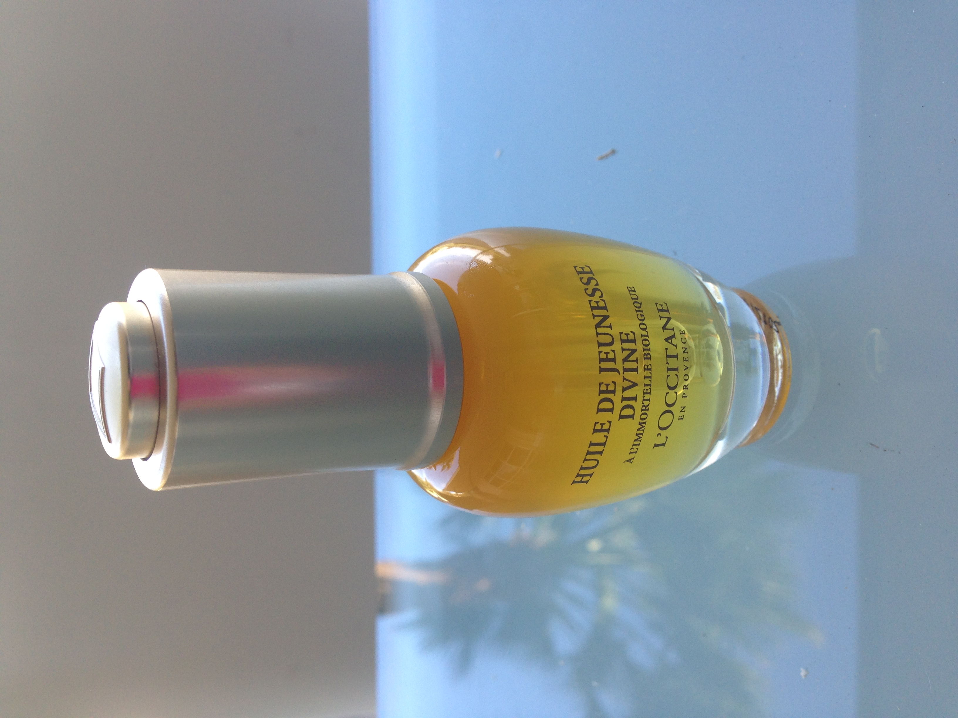 L'Occitane Divine Youth Oil, $96 . The oil promotes microcirculation that stimulates the skin.