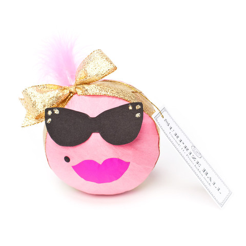 Deluxe Surprize Ball Party Girl, 18.00.  Contains 12 prizes.