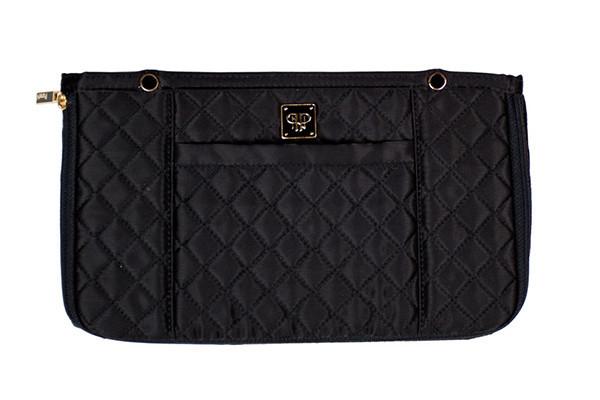 PurseN handbag organizer insert, quilted elegance $62.00