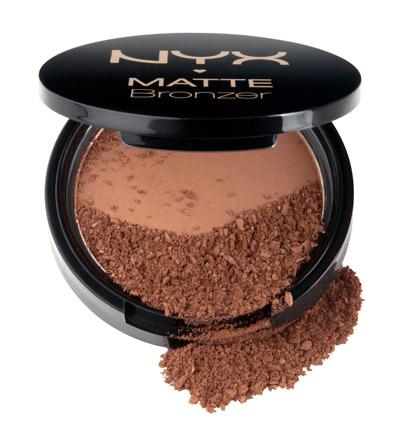 NYX Cosmetics Matte Bronzer, $9