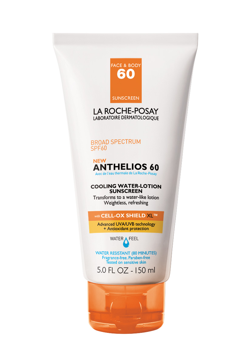 Anthelios 60 Cooling Water Lotion Sunscreen with Cell-OX Shield ™ XL, $35.99