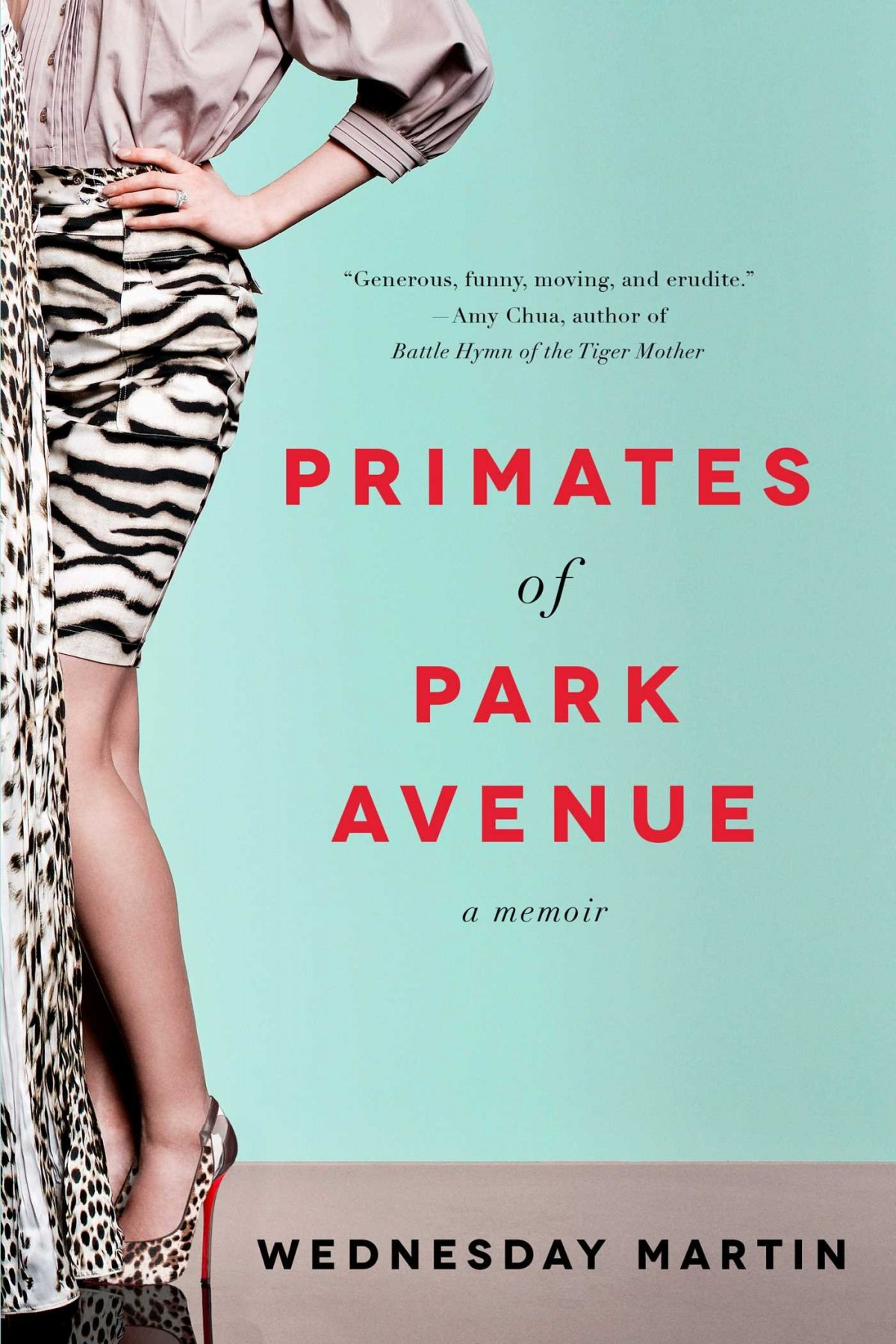 Primates of Park Avenue , $18.00