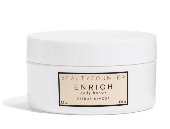 BEAUTYCOUNTER  Enrich Body Butter, $36.00 for 4.4 oz