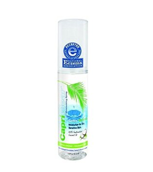 CapriClear Moisturizing Spray, $17.20 for 6 oz