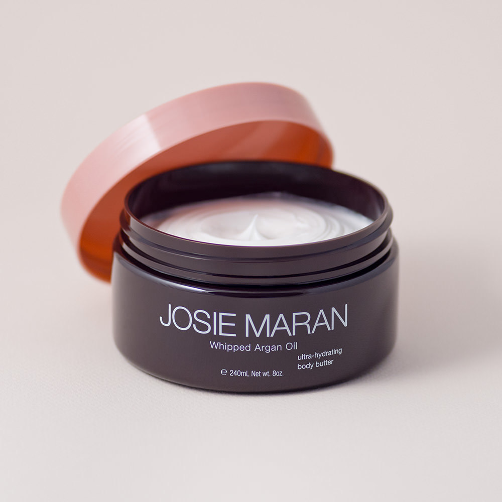 Josie Maran Whipped Argan Oil, $35.00 for 8 oz