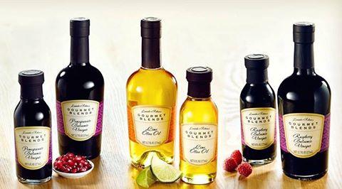 Leonardo e Roberto's Gourmet Blends Olive Oils and Vinegars