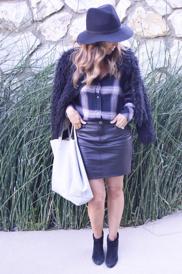 Melissa Meyers Faux Fur Fashion