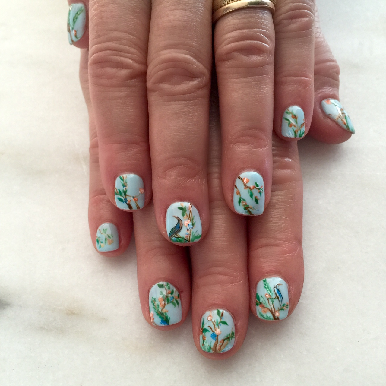 Credit:  Nails by Mei, NYC