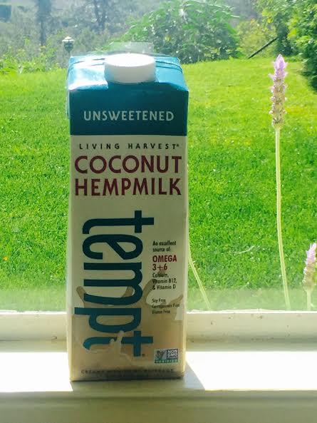 Unsweetened Coconut Hempmilk - Living Harvest