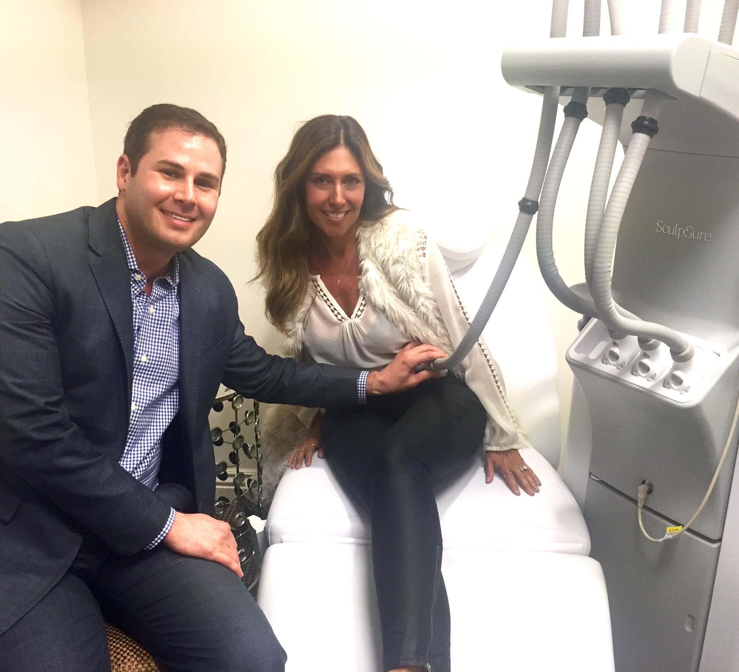 With Dr. Jaime Schwartz