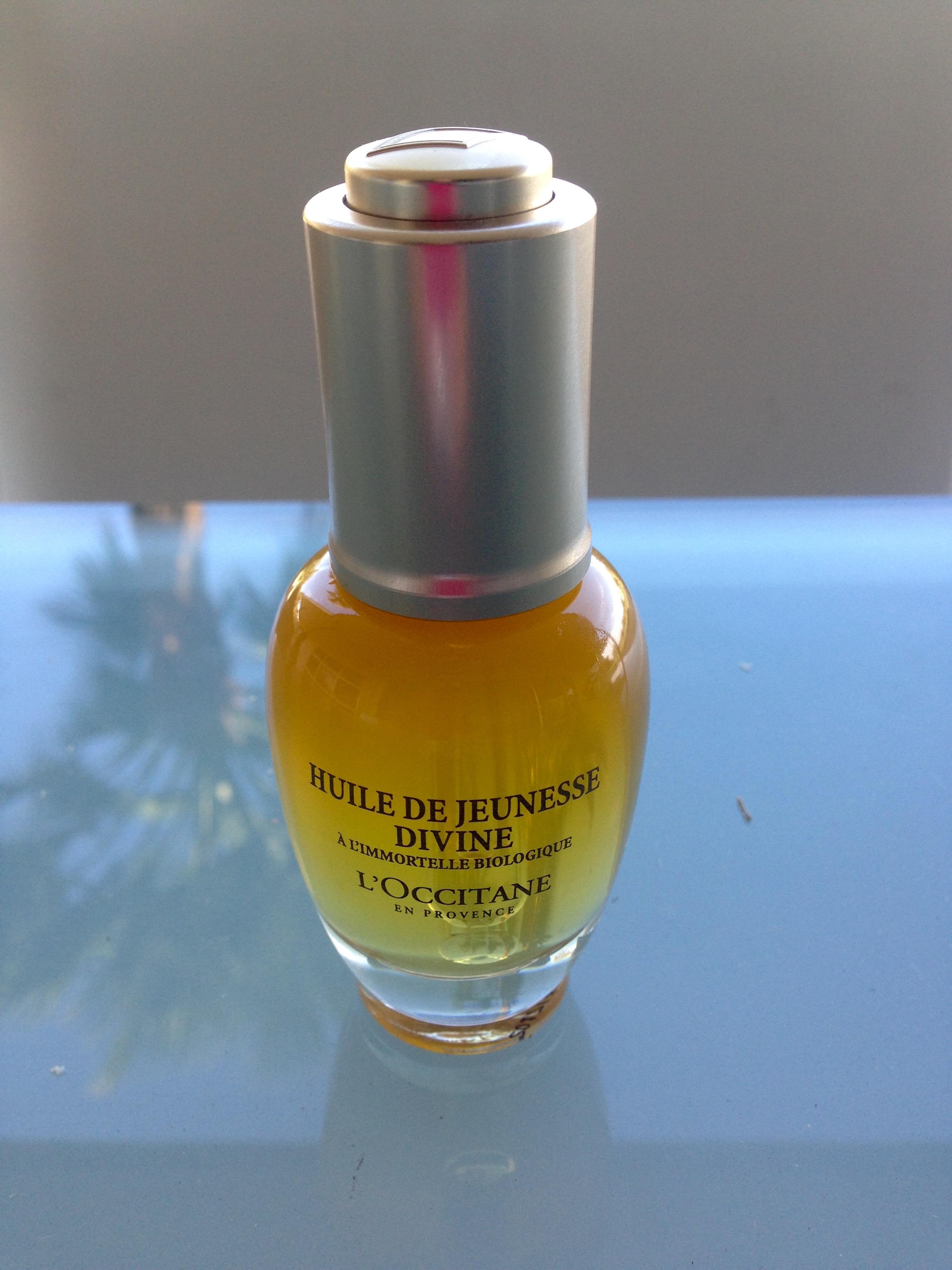 l'occitaine divine youth oil