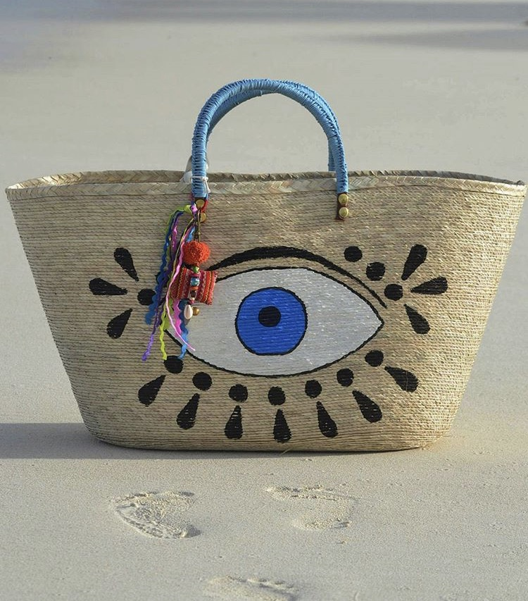 Photo credit and bag by   KM33 Tulum .