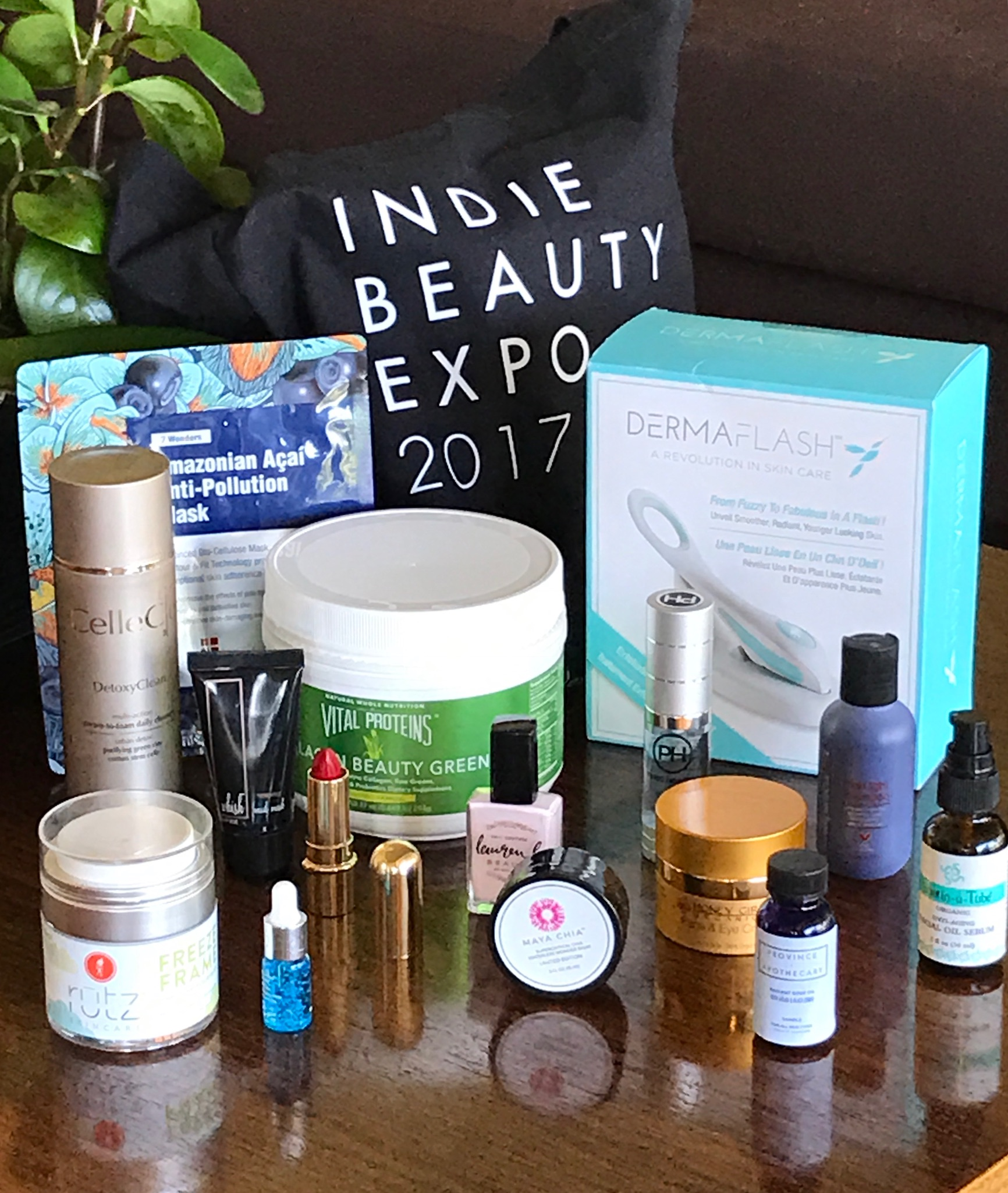 melissa meyers + indie beauty expo