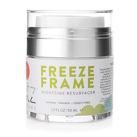 rutz skincare freeze frame