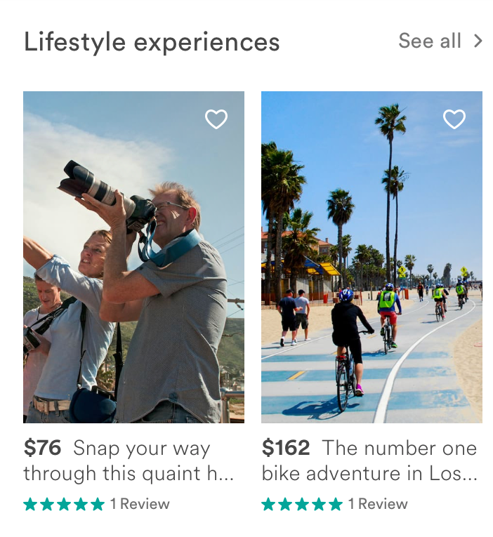 Melissa Meyers = Airbnb