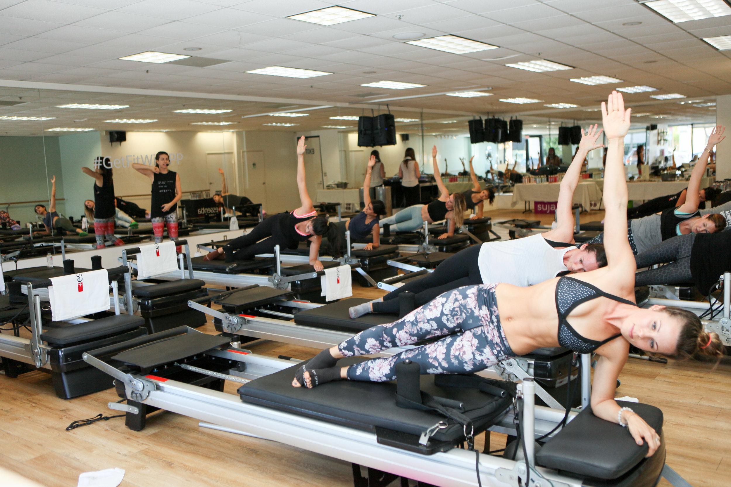 Photo: Courtesy of  Pilates Platinum