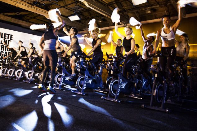 New bikes photo: Courtesy of  SoulCycle