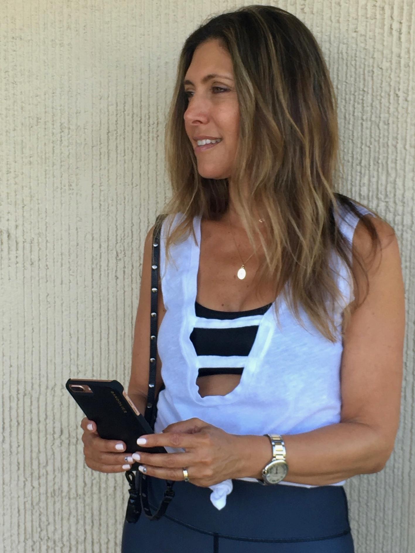 Melissa Meyers Sweat NSK