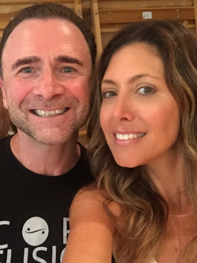 With Exhale Co-Founder Fred DeVito