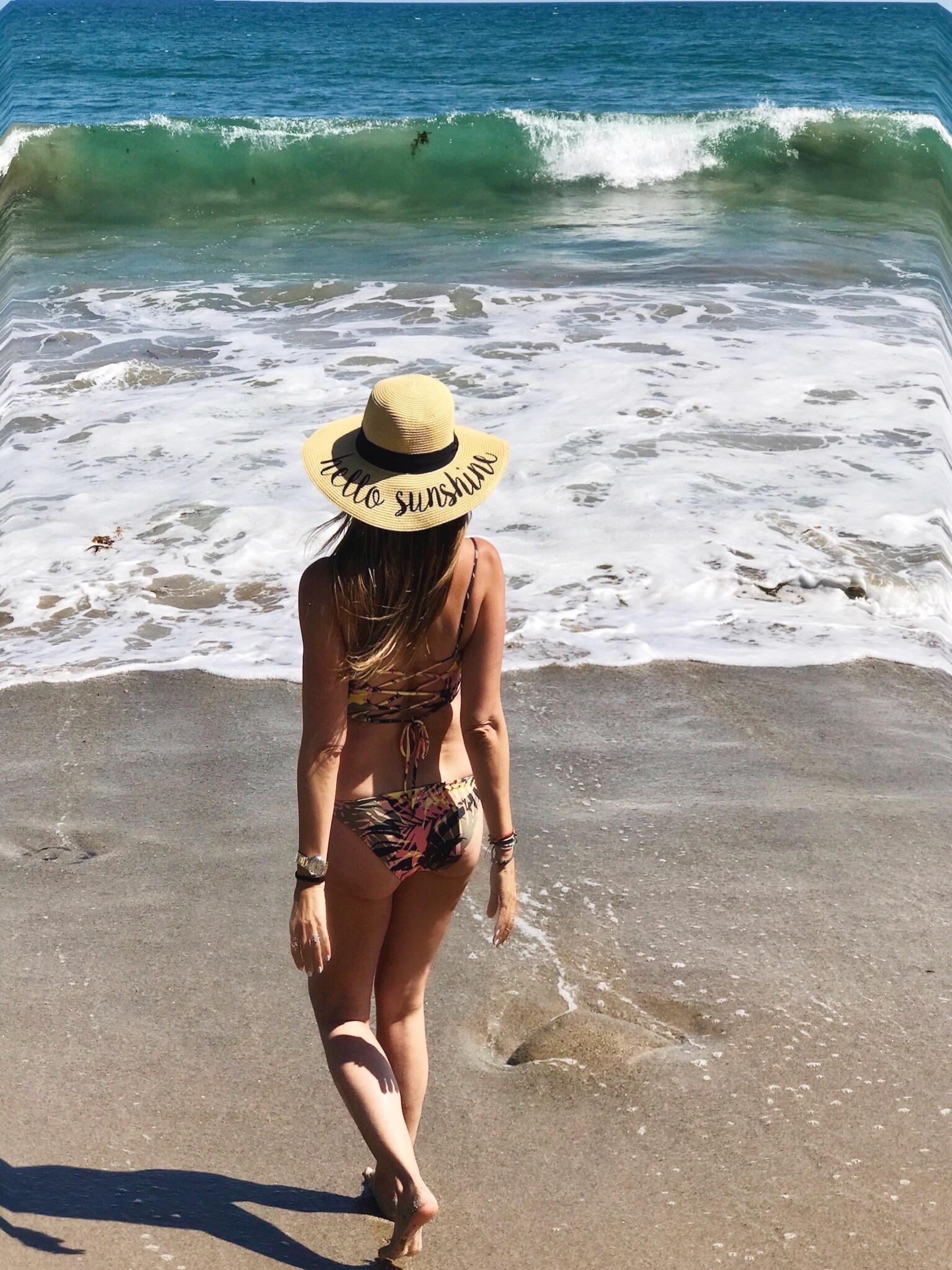 Melissa Meyers Beach Must Haves