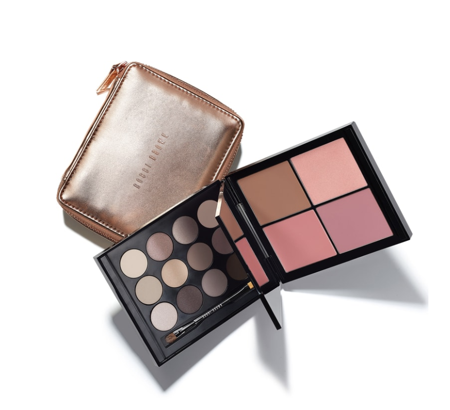 Bobbi Brown Deluxe Eye & Cheek Set