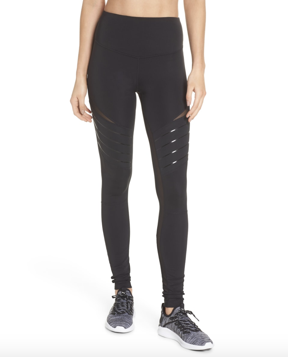 Zelle Street Style High Waist Leggings
