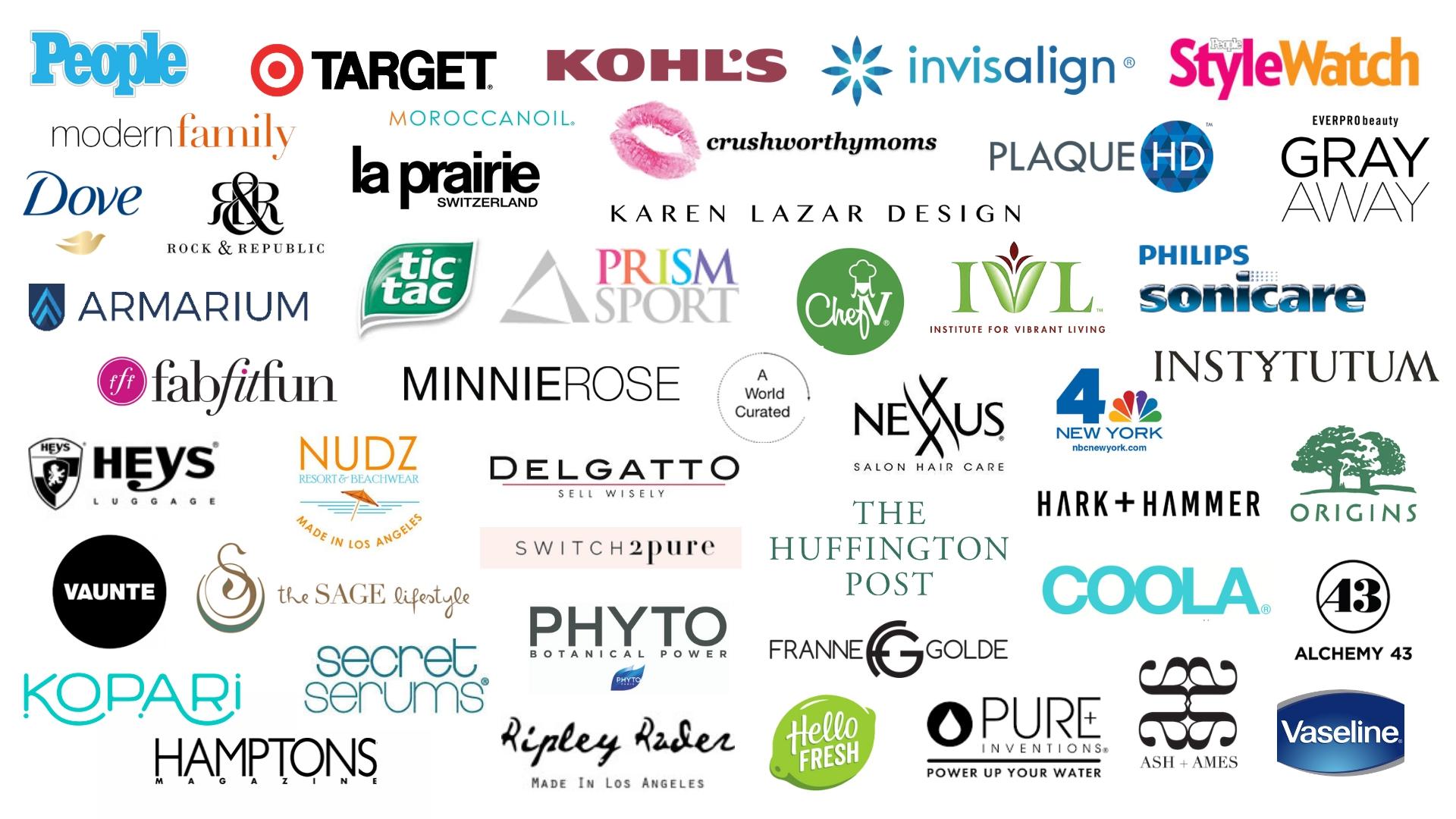 Melissa Meyers - Brand Collaborations