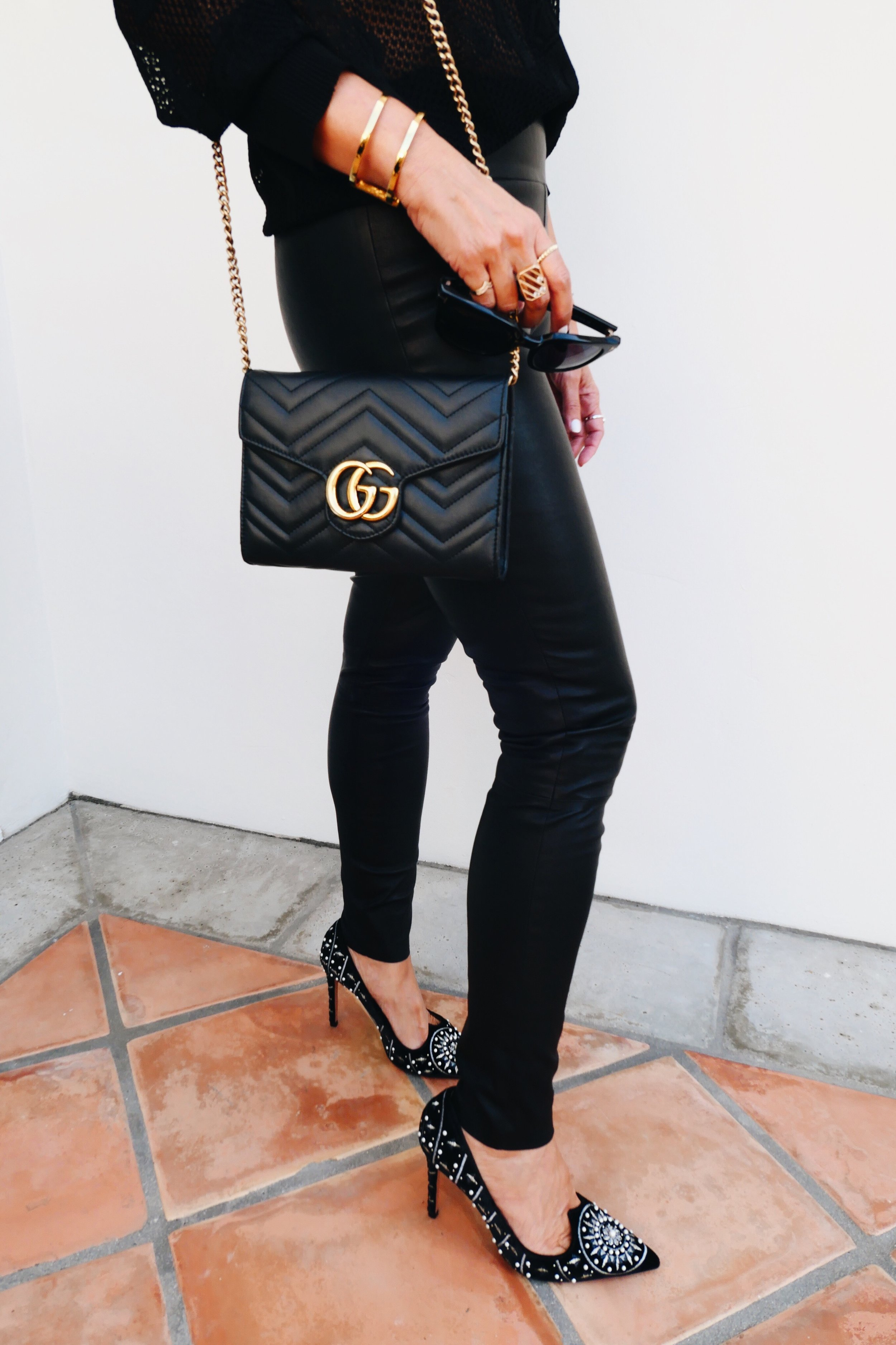 Melissa Meyers + Staci Koonel + Chanel + Aquazurra + Gucci + Tom Ford