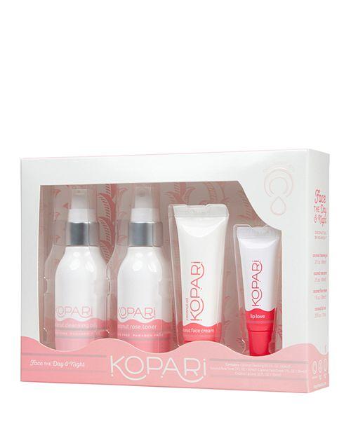 2. Kopari Beauty Face Kit
