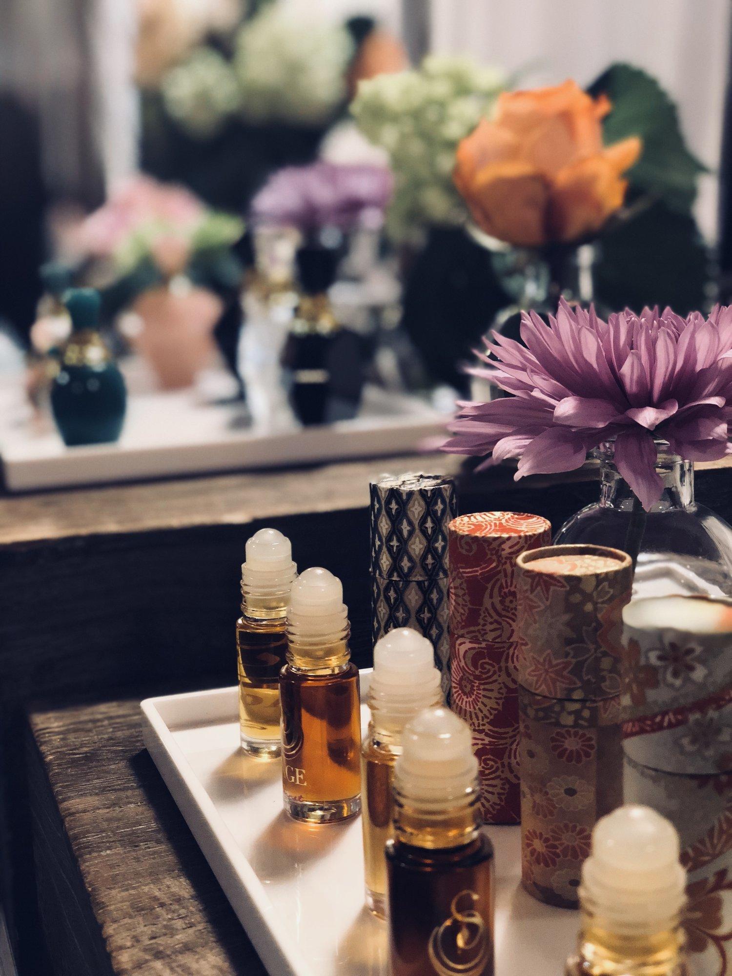10. Sage Lifestyle Perfume Oils