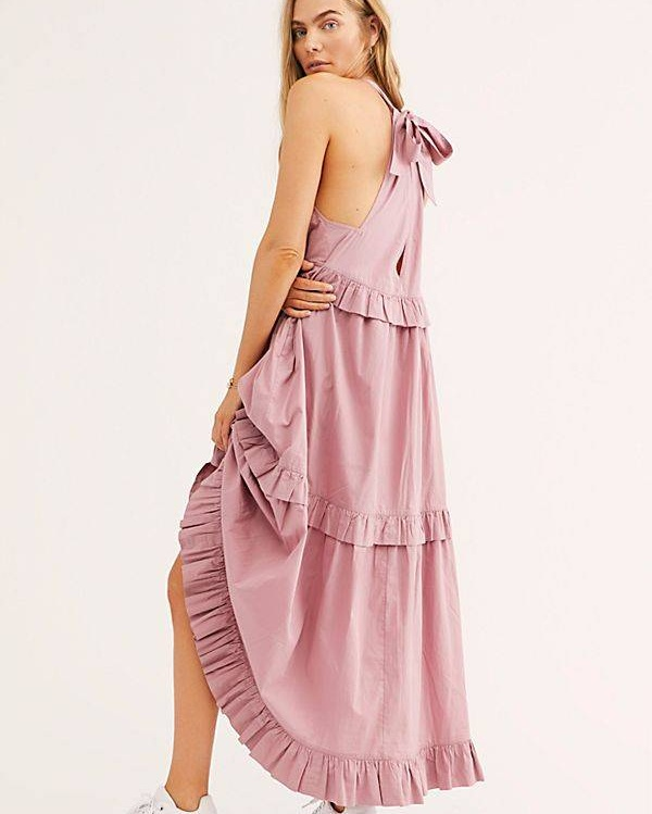 Free People Anita Midi Dress