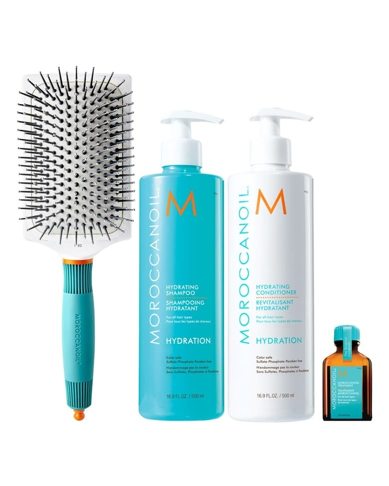 MOROCCAN OIL Moisture Repair Jumbo Set