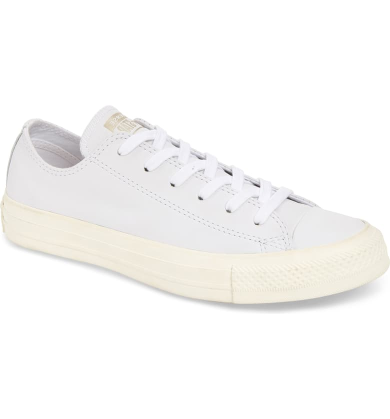 Converse Chuck Taylor® All Star® Luxe Leather Low Top Sneaker