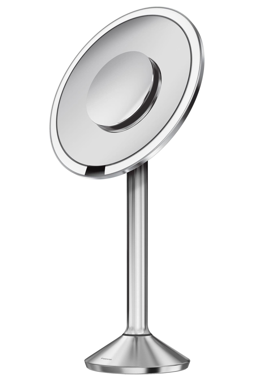 """Simplehuman 8"""" Round Sensor Makeup Mirror Pro ($250)  $150"""
