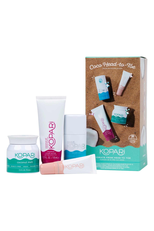 Kopari Coco Head-to-Toe Travel Kit ($53)  $37