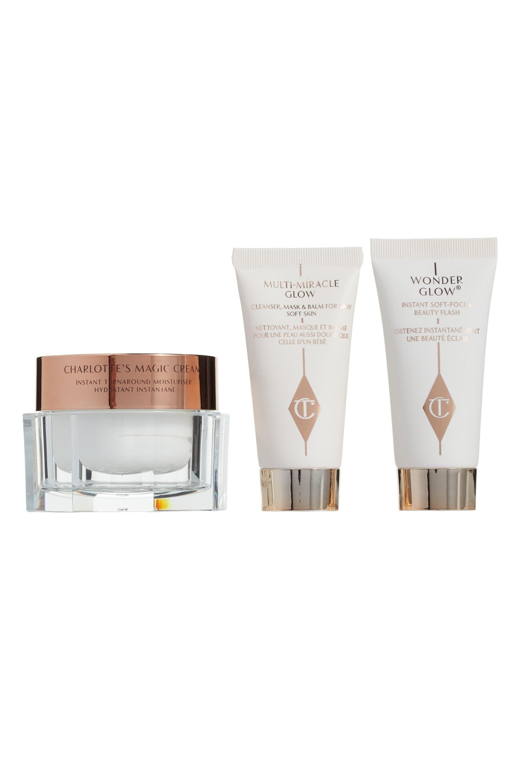 Charlotte Tilbury Magic Cream Skin Set ($102 Value) NOW $75