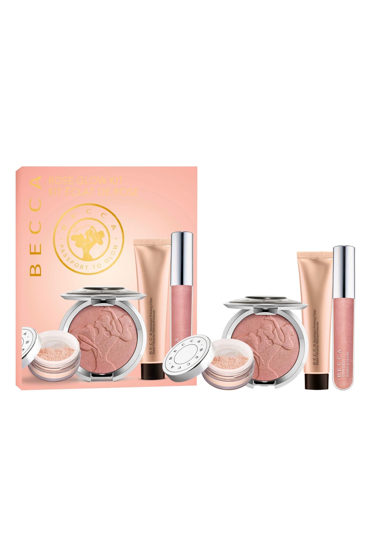 BECCA Rose Glow Kit ($90)  $48