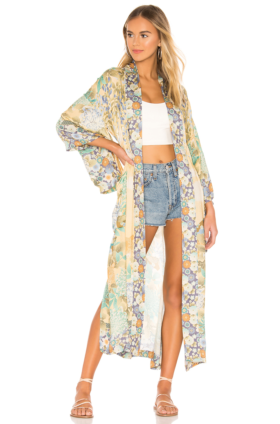 Spell & The Gypsy Collective -  Willow Maxi Robe
