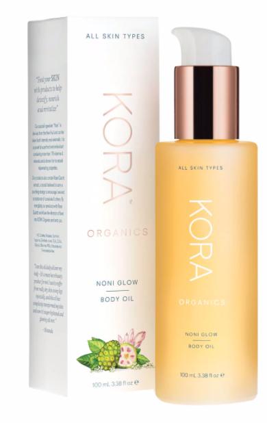 KORA Organics, Noni Glow Body Oil.