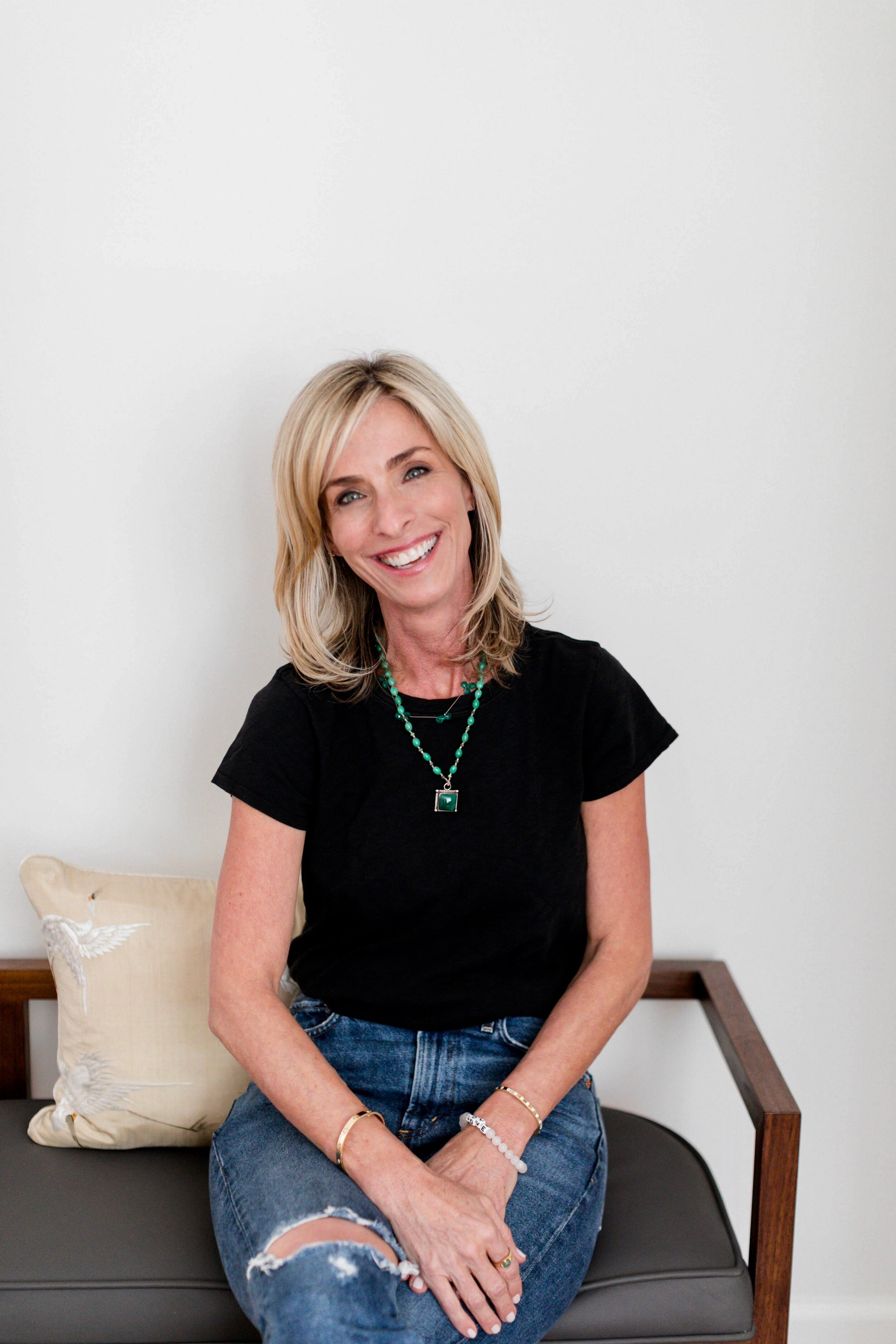 Elissa Goodman is a nutritionist whose mission is to educate and encourage healthy, mindful living while helping others embrace the concept that we are a product of what we eat and how we treat ourselves.