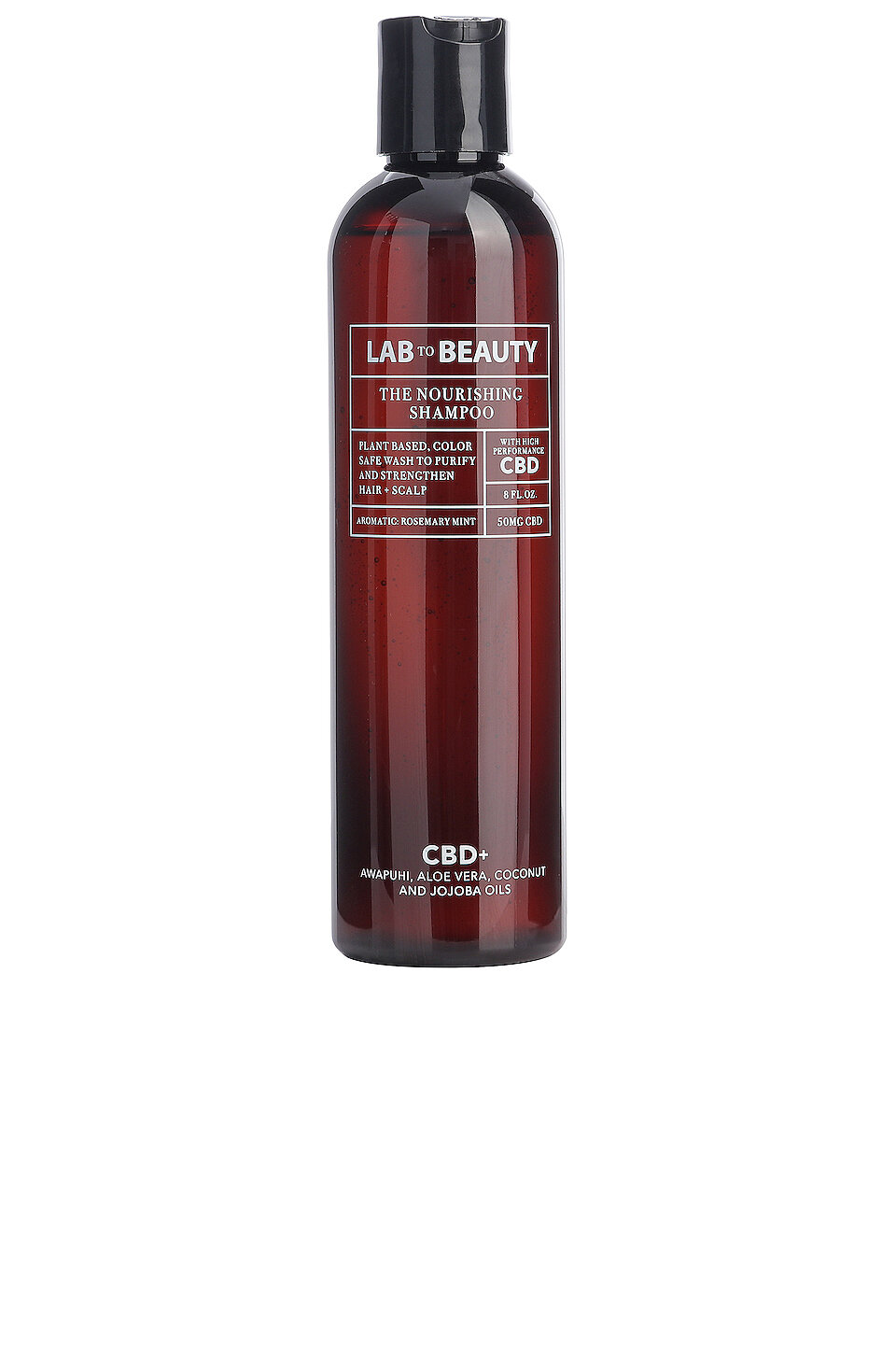 Lab To Beauty Shampoo  - This plant-based wash helps promote hair growth, fortifies from root to tip, and boosts bounce and shine with the help of high-performance CBD.