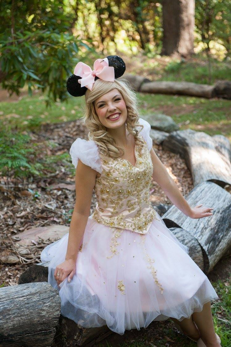 Molly Mouseketeer -