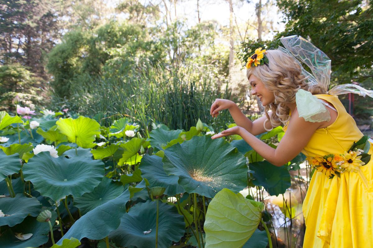 Collecting Fairy Dust Yellow Fairy .jpg