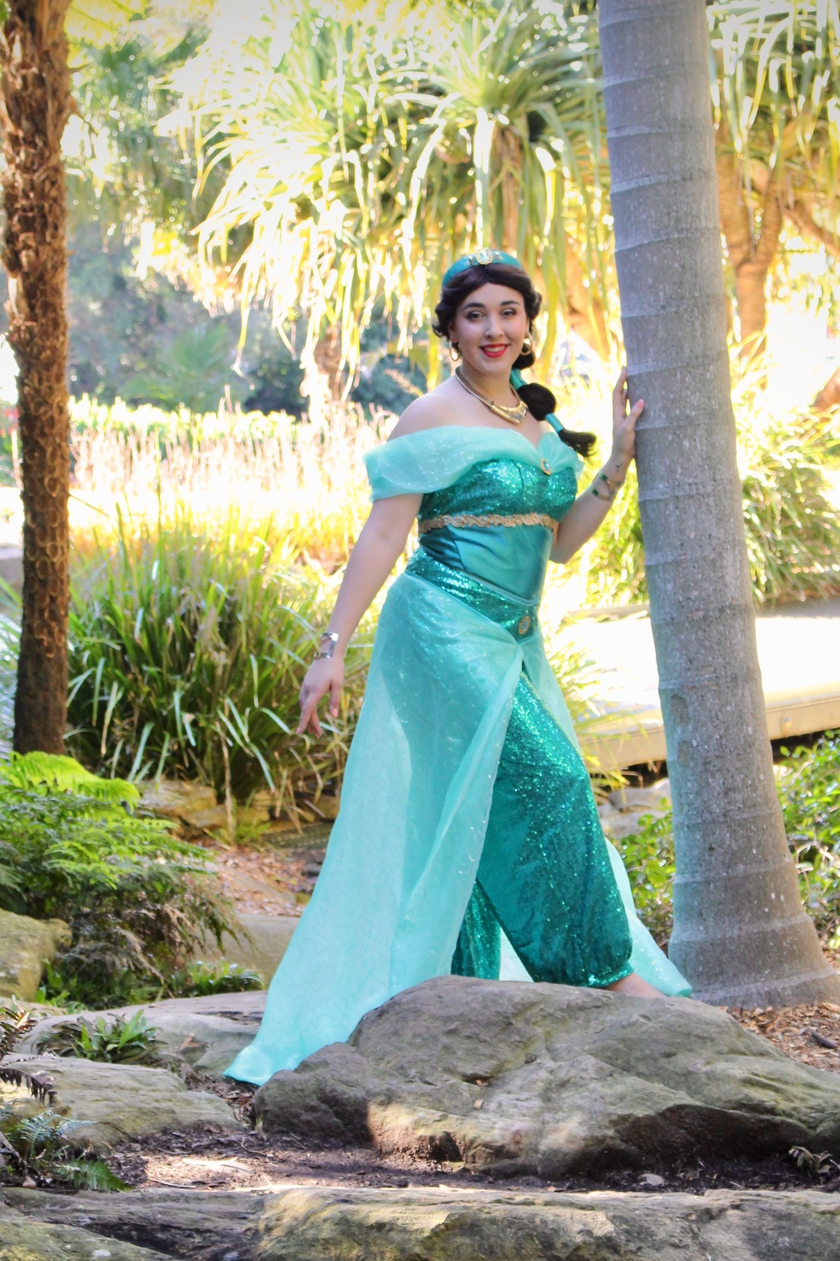 Princess Jasmine Fairy Fantasy Parties Wollongong
