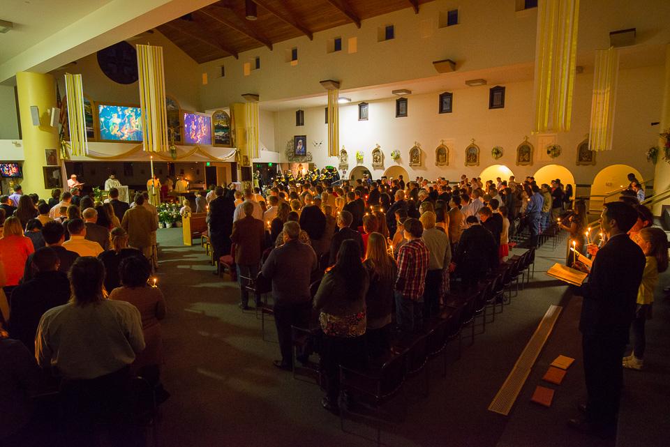 2014 Easter Vigil