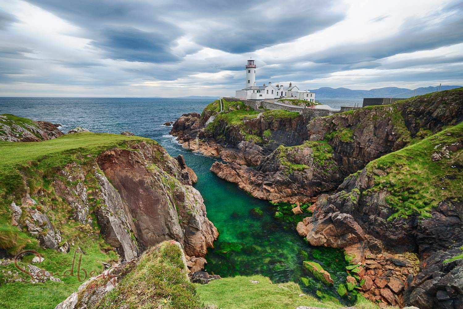 Fanad Head & Lighthouse